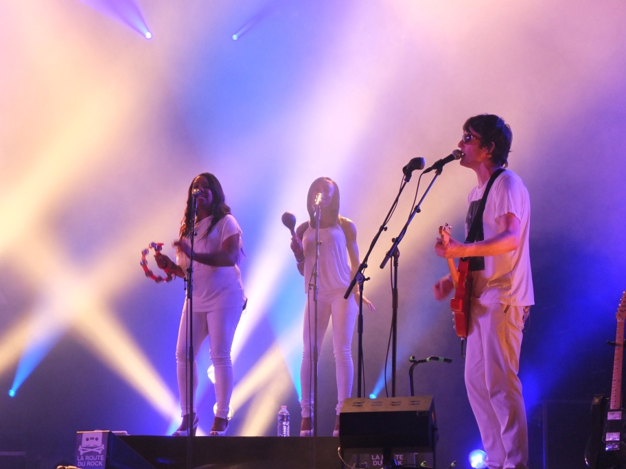 Spiritualized at the Route du Rock 2012