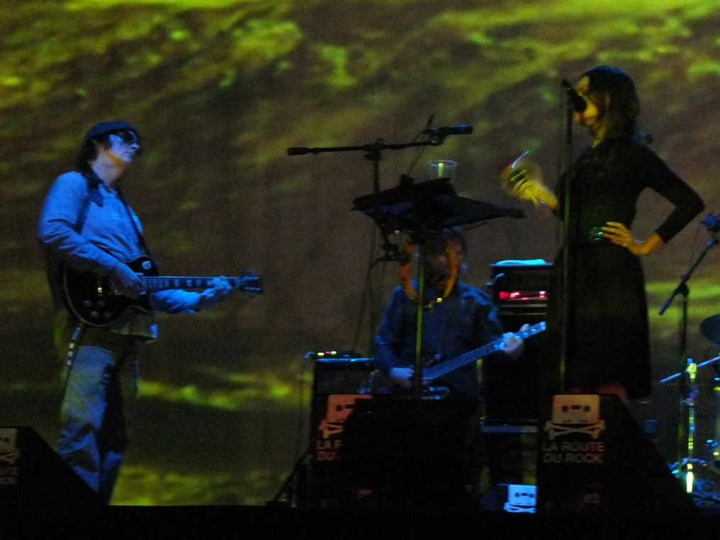Mazzy Star at the Route du Rock 2012